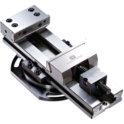 HOMGE HG-150SB Тиски прецизионные быстрозажимные поворотные Homge Тиски станочные Инструмент и оснастка