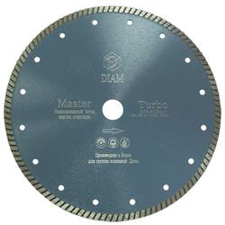 DIAM Turbo Master 000158 алмазный круг для бетона 115мм Diam По бетону Алмазные диски