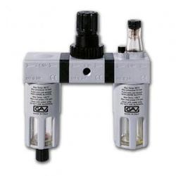 GAV G-FRL-180 Фильтр модульная группа с лубрикатором и манометром GAV Запчасти Пневматический