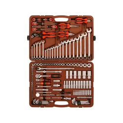 "Набор инструментов Ombra OMT141S, 1/4"", 3/8"" и 1/2""DR, 141 предмет Ombra Ручной Инструмент"