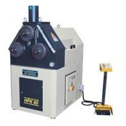 Sahinler HPK 60 Профилегибочная машина гидравлическая Sahinler Профилегибы Трубы, профиль, арматура