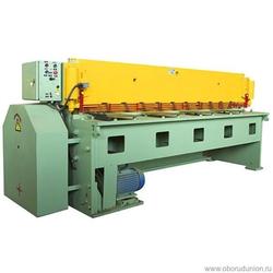 НГ-6,3х3 Установка резки листового и профильного металла Российские фабрики Электромеханические Гильотинные ножницы