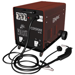 Сорокин 12.16 (MIG 0,6-0,8мм 220В, 40-160А, 5,2КВт) сварочный полуавтомат Сорокин Полуавтоматы Полуавтоматическая